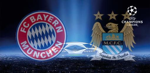 أهداف مباراة بايرن ميونيخ و مانشستر سيتي في دوري ابطال اوروبا اليوم الثلاثاء 10-12-2013