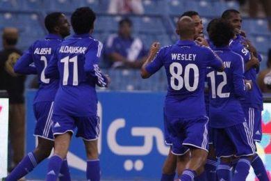 أهداف مباراة الهلال و الشعلة في كأس ولي العهد السعودي اليوم الثلاثاء 10-12-2013