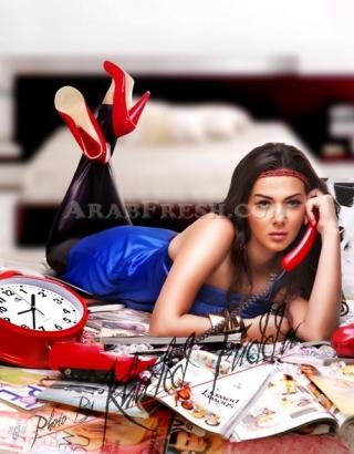 ���� ��� ������� ���� ���� ���� 2014 ,Donia Samir Ghanem