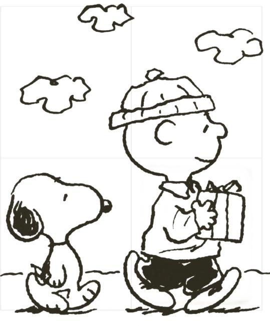Photos Snoopy and Charlie Brown Christmas 2014