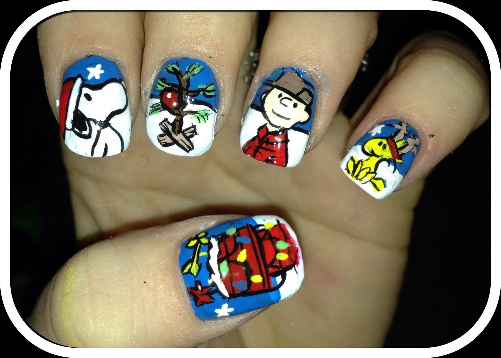 Christmas Charlie Brown Characters 2014