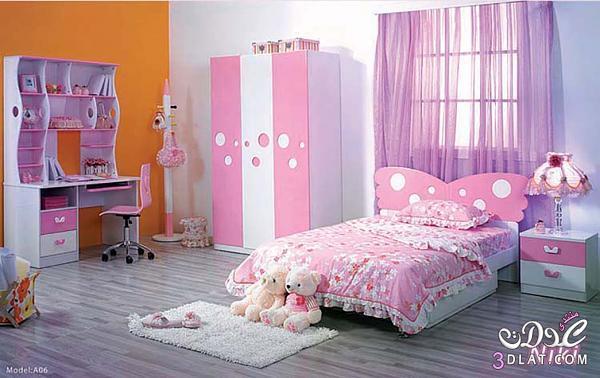 صور ديكورات غرف اطفال روعه , صور تصميمات غرف نوم اطفال بالالوان جميلة 2018