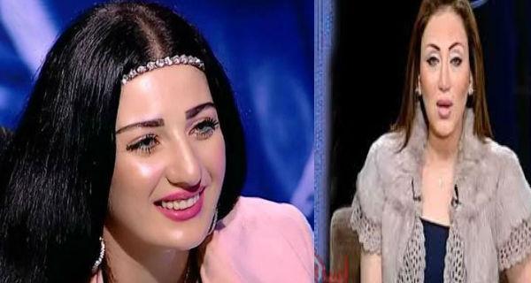 مشادة كلامية بين ريهام سعيد وصافيناز في حلقة برنامج صبايا الخير 2013