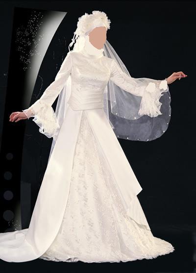فساتين زفاف للمحجبات بنات الاردن, أحدث فساتين زفاف للمحجبات بنات الأردن 2016