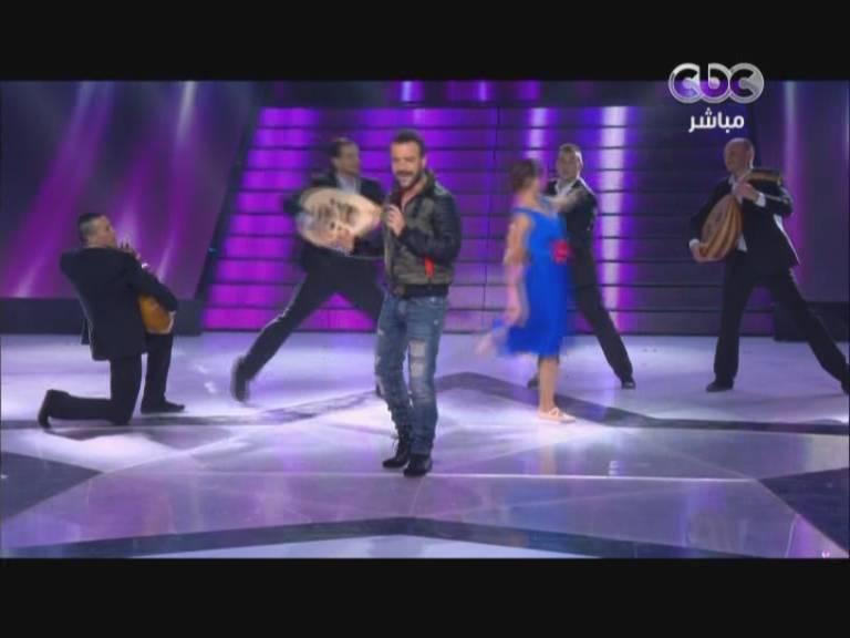 يوتيوب اغنية شو لابقلك هالفستان - جو أشقر - ستار اكاديمي 9 اليوم الخميس 12-12-2013