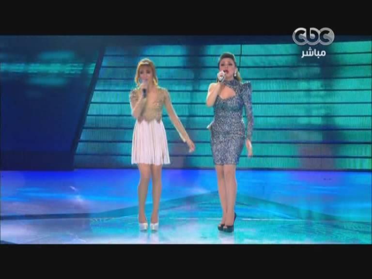 يوتيوب اغنية محدش يحاسبني - أنغام و زينب اسامة - ستار اكاديمي 9- Star Academy اليوم الخميس 12-12-201