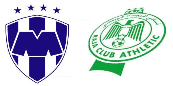 موعد مباراة , توقيت مباراة , القنوات الناقلة لمباراة الرجاء البيضاوي و مونتيري المكسيكي اليوم السبت
