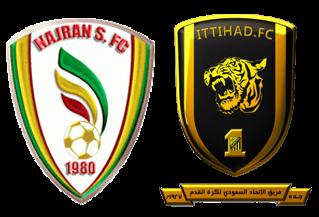 أهداف مباراة الاتحاد و نجران في الدوري السعودي اليوم السبت 14-12-2013