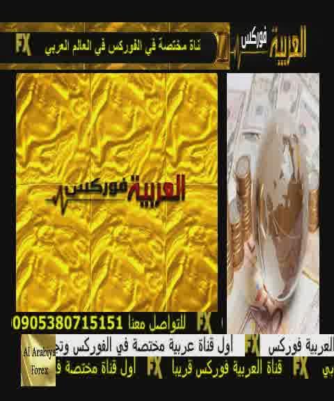 تردد قناة العربية فوركس 2014 , تردد قناة Al Arabiya Forex على القمر المصري نايل سات 2014