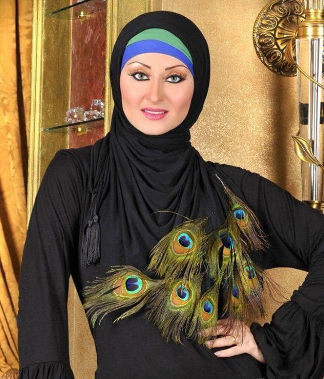 احدث ربطات الحجاب لعام 2014 ,لفات طرح 2014 احدث لفات طرح للمحجبات موضة 2014