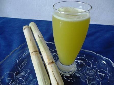 عصير قصب السكر , فوائد عصير قصب السكر للجسم الانسان