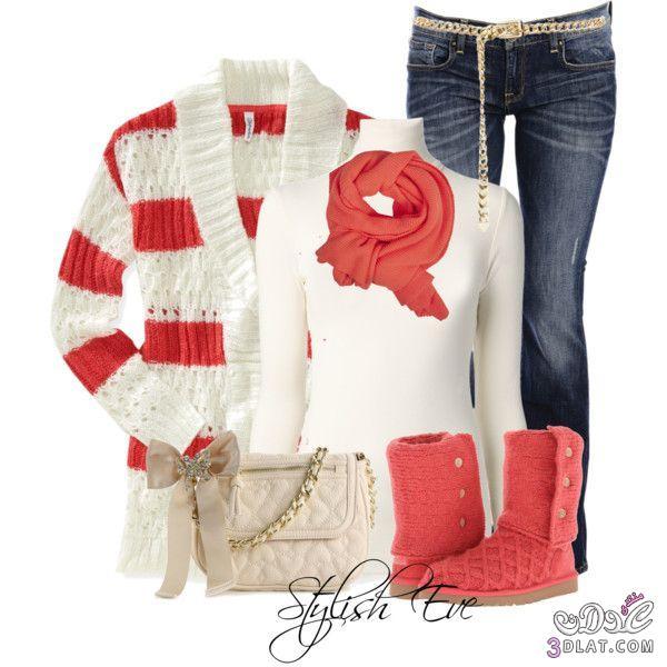 ملابس بنات شتوية لهذا العام , أزياء بنات خروجات للفصل الشتاء
