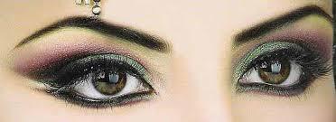 مكياج رسومات العيون 2014 , صور ميك اب رسم العين 2014 , أجمل مكياج 2014