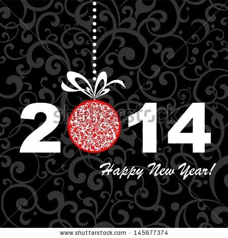 خلفيات واتس اب راس السنة 2014 , صور رمزيات واتساب العام الميلادي 2014 ,whatsapp