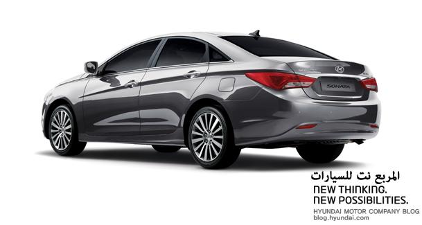 صور سيارة هيونداي سوناتا 2014 , اسعار , موصفات عن Hyundai Sonata2014