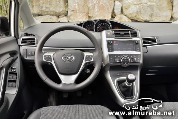 ����� � ������ ������ 2014 Toyota Verso , ��� ����� ������ ����� 2014