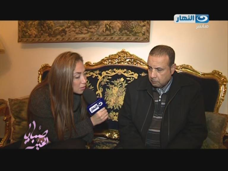 يوتيوب لقاء ريهام سعيد مع والد محمود قاتل الطفلة زينة في بورسعيد اليوم الثلاثاء 18-12-2013