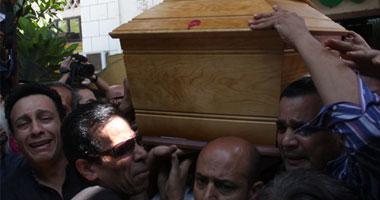 جنازة الفنان جمال إسماعيل 2013 , يوتيوب تشيع جنازة الفنان المصري جمال إسماعيل 2013
