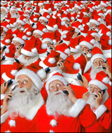 معلومات عن بابا نويل, تقرير كامل عن حكاية بابا نويل ,Santa Claus