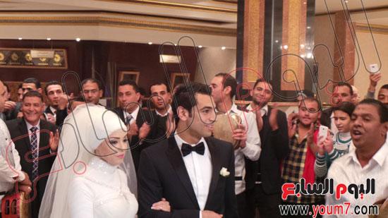 صور ماجى محمد زوجة الاعب محمد صلاح , صور عروس محمد صلاح الاعب بازل