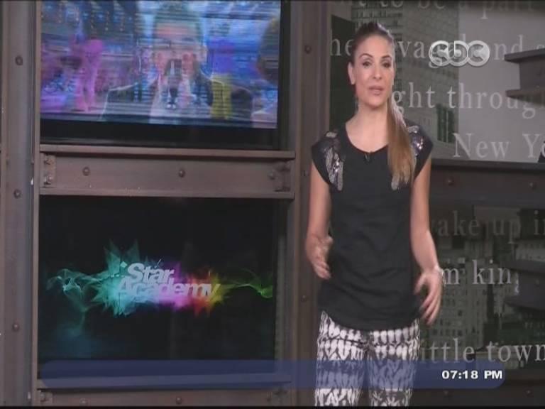 يوتيوب برنامج يوميات ستار اكاديمي 9- Star Academy حلقة اليوم الخميس 19-12-2013