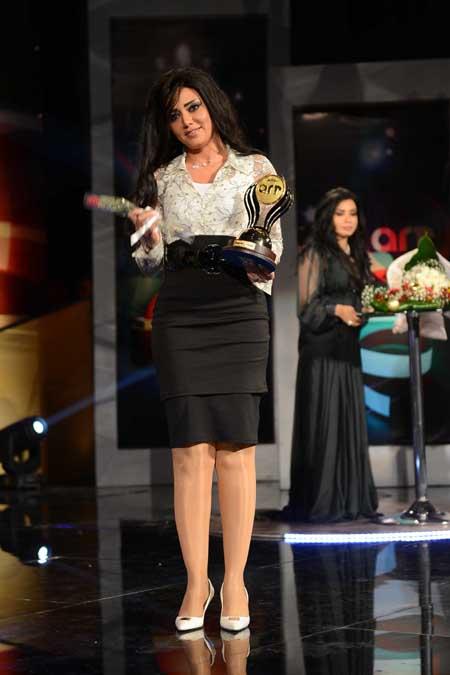 فساتين النجمات في حفل توزيع جوائز art اي ار تي 2014 - صور فساتين فنانات مصر في مهرجان أوسكار art