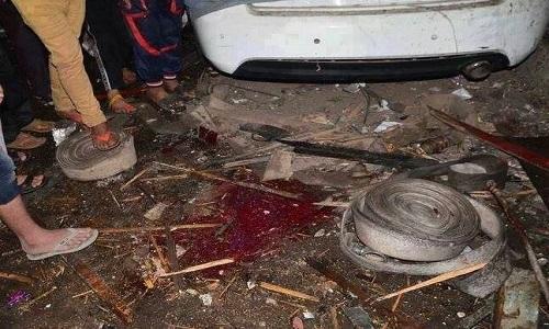اخبار مصر اليوم الثلاثاء 24-12-2013 , إصابة مدير أمن الدقهلية نتيجة حدوث انفجار قنبلة
