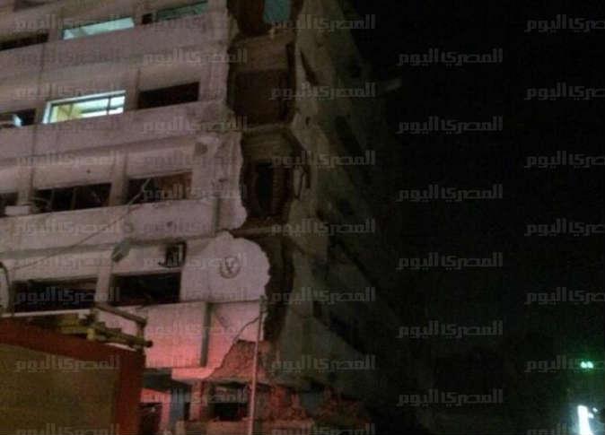 تفاصيل انفجار أمن الدقهلية الثلاثاء 24/12/2013 , انفجار أمن الدقهلية اليوم الثلاثاء 24-12-2013
