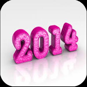 رمزيات بلاك بيري تهنية بالعام 2014 , صور خلفيات راس السنة للبلاك بيري 2014