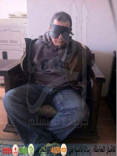 القبض علي الدكتور هشام قنديل قبل هروبه للسودان اليوم الثلاثاء 24-12-2013
