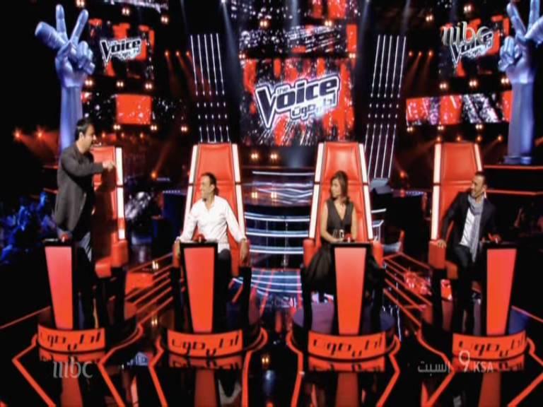 يوتيوب برنامج ذا فويس 2014 , The Voice الموسم التاني الحلقة الاولي اليوم السبت 28-12-2013