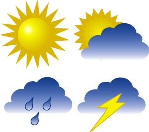 حالة الطقس ودرجات الحرارة المتوقعة في مصر اليوم الخميس 26-12-2013