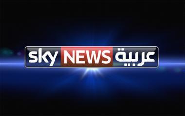 تردد قناة سكاى نيوز عربية على نايل سات 2014 , تردد قناة sky news عربية علي هوت بيرد 2014