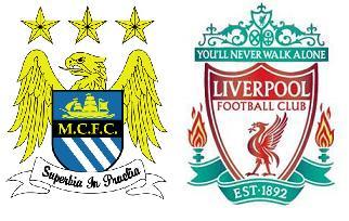 Manchester City vs Liverpool in premier league 26/12/2013