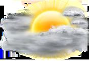 حالة الطقس و درجات الحرارة المتوقعة في الاردن اليوم الاربعاء 1-1-2014
