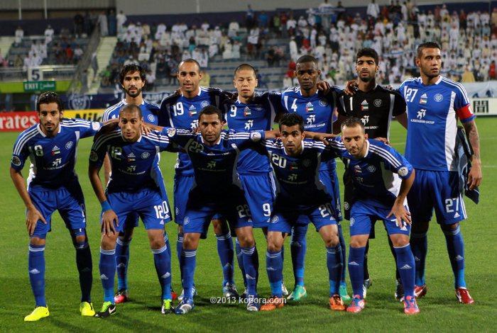 أهداف مباراة الظفرة و النصر في الدوري الاماراتي اليوم الجمعة 27-12-2013