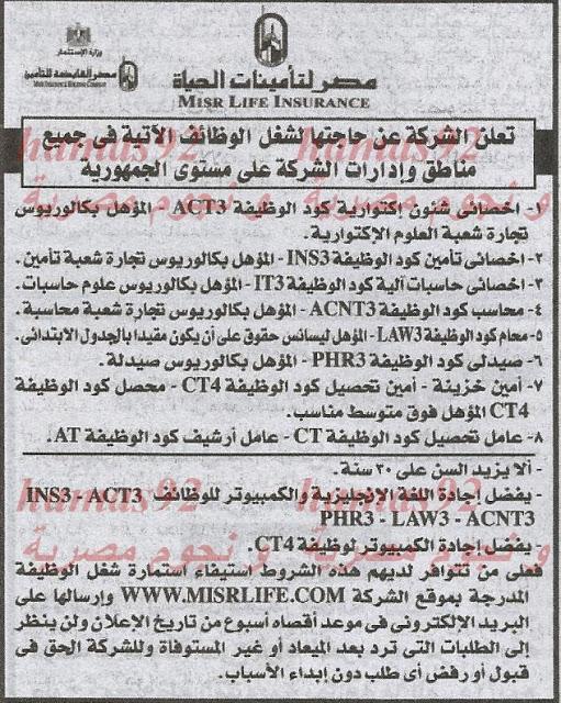 وظائف جريدة الاهرام اليوم الاثنين 30-12-2013 , وظائف خالية من جريدة الاهرام 30 ديسمبر 2013