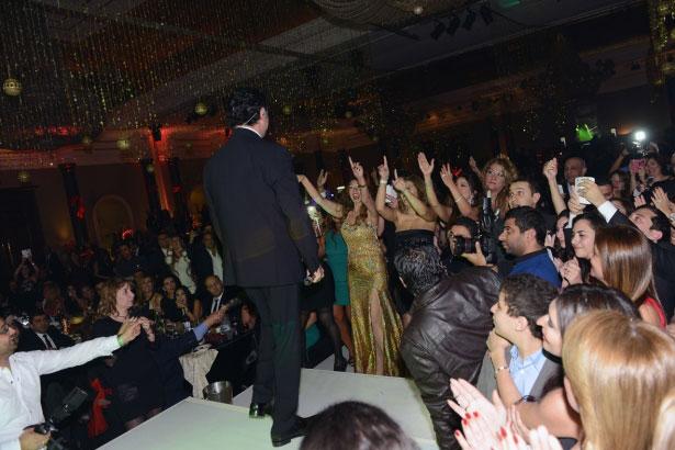 حفلة راغب علامة في القاهرة 2014 , صور حفلة راغب علامة في مصر 2014