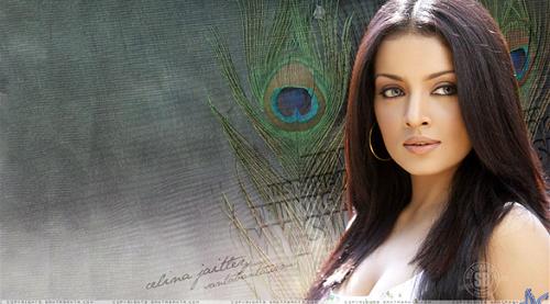 ملكة جمال الهند سيلينا جيتلى فى الأقصر المصرية 2014