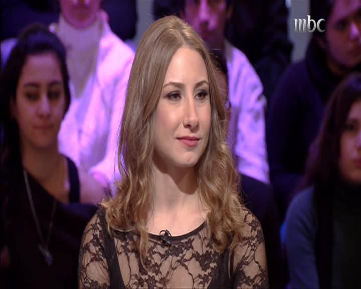 صور ديامان ابوعبود في برنامج نورت مع اروي 2014 , صور الممثلة اللبنانية ديامان ابوعبود 2014