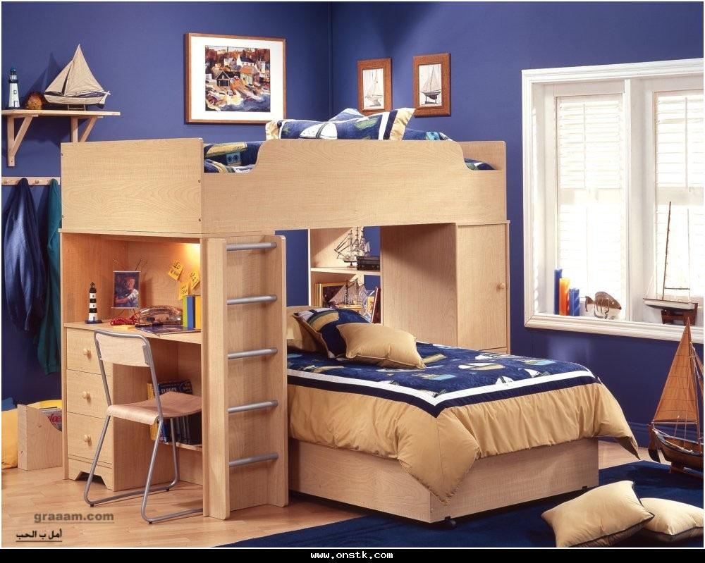 ديكورات غرف اطفال مودرن 2016 , تصميمات غرف نوم اطفال جديدة لعام 2017