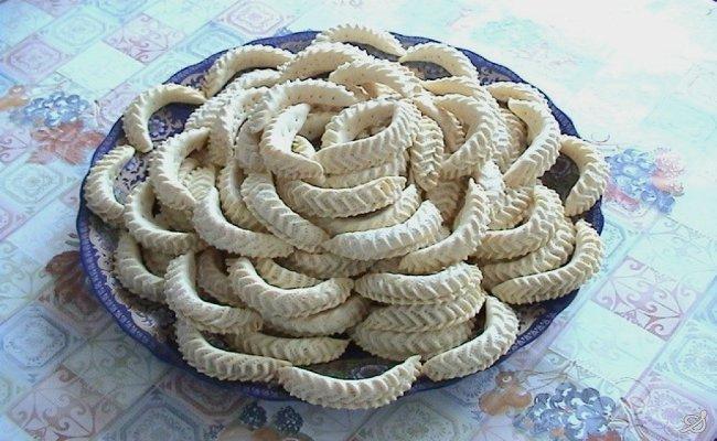 طريقة عمل حلويات مغربية للمناسبات, مقادير الحلويات المغربية