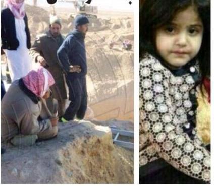 صور جنازة الطفلة لمى الروقي 2014 , صور تشييع جنازة الطفلة لمى الروقي 1435