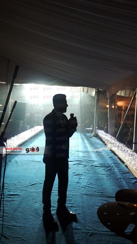 حفلة الفنان محمد حماقي في راس السنة 2014 في فندق كونكورد السلام