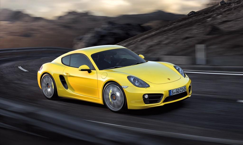 سيارة بورش كايمن 2014 , أسعار وموصفات سياراة 2014 Porsche Cayman