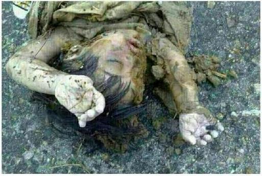 حقيقة صورة جثة الطفلة لمي علي الواتس اب 1435 , حقيقة صورة جثة لمي المنتشرة علي الواتس اب 2014