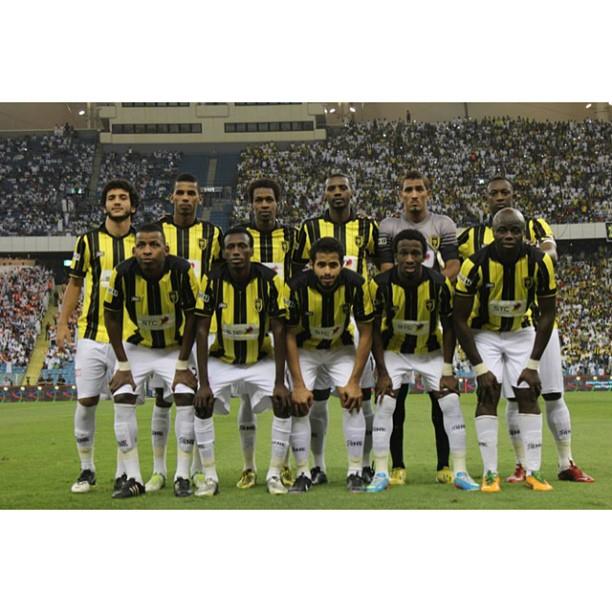 أهداف مباراة الفتح و الاتحاد في الدوري السعودي اليوم الخميس 2-1-2014