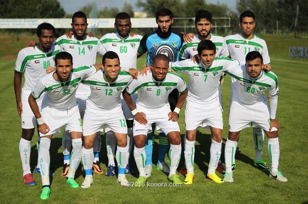 أهداف مباراة الإمارات و عجمان في الدوري الاماراتي اليوم الخميس 2-1-2014