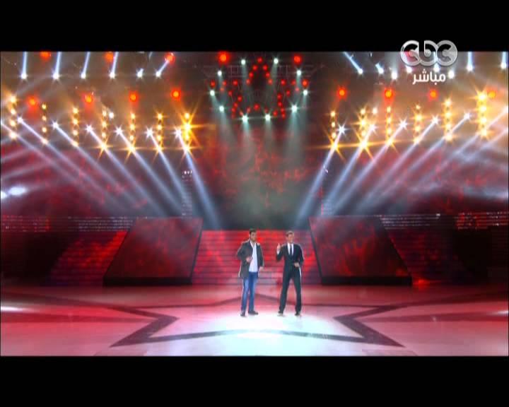يوتيوب اغنية دلع النساء - كاظم الساهر و جان شهيد - Star Academy الخميس 2-1-2014