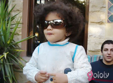 صور ليلي احمد حلمي , صور ليلي ابنة الفنان أحمد حلمي ومني زكي 2014